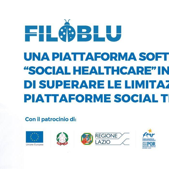 Filippetti è partner tecnologico del progetto Filo-Blu in ambito sanitario.