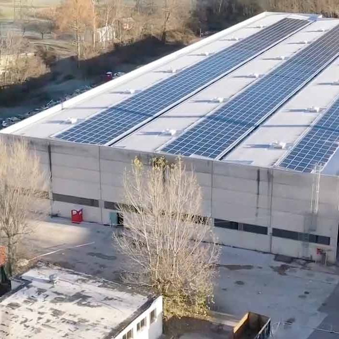 SOLIDpower Group sceglie Evolvea per realizzare la nuova Smart Factory di Pergine.