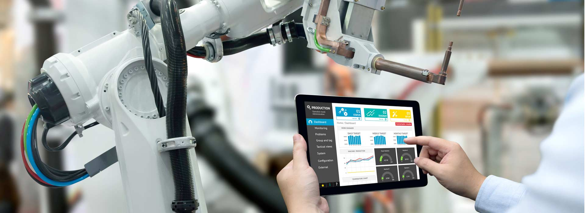 The Filippetti partners with BI-REX: the Industry 4.0 Competence Center.
