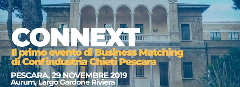 Gruppo Filippetti a Connext Confindustria Chieti Pescara
