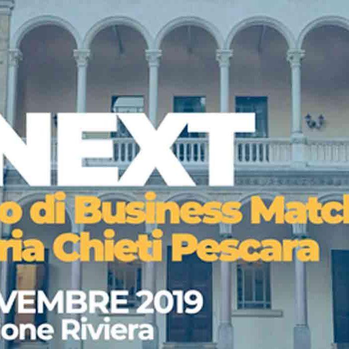 Gruppo Filippetti è sponsor di Connext Confindustria Chieti Pescara