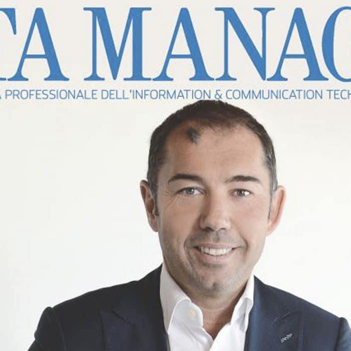 Data Manager dedica a Gruppo Filippetti la cover story di gennaio-febbraio.